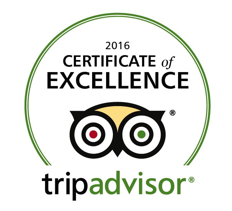 Rhulani Safari Lodge Earns 2016 Tripadvisor Certificate Of